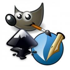 Free DTP balík: Scribus, Gimp a Inkscape