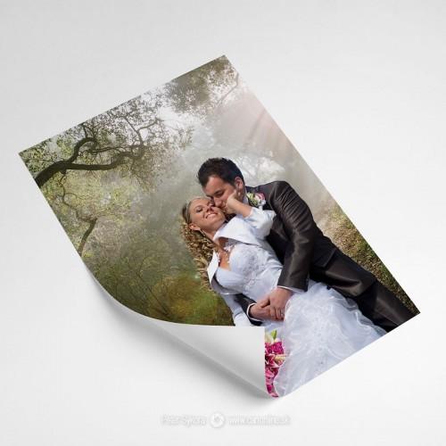 Tlač na fotopapier - Plagát